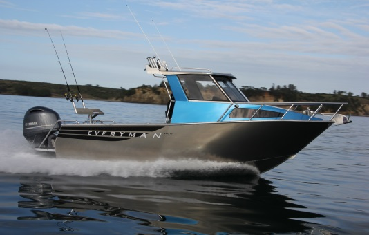 The Everyman 650 Sport Fisher