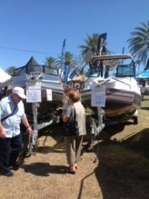 Everyman Boats Boatshow Stabicraft